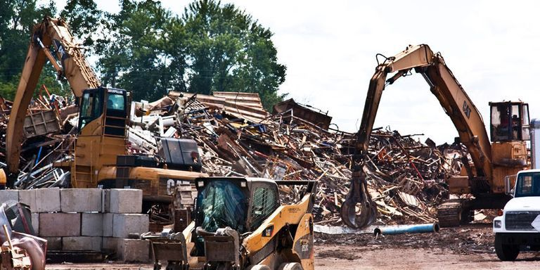Scrap Metal Yards Are a Great Way to Make Some Extra Money