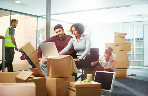 Get Great Office Moving Services in Melbourne