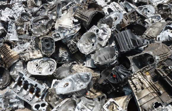 Get Cash for Recycling Your Scrap Metal