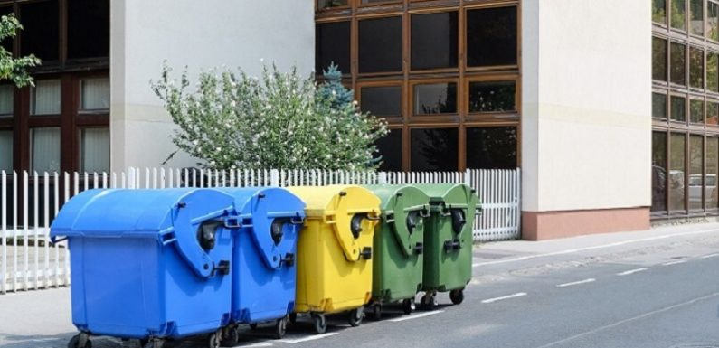 Who should get benefited from the skip bin services?