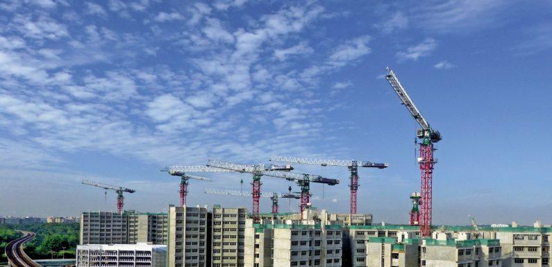 Availment Of Top Cranes In Singapore Market